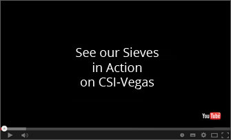 See our Sieves in Action on CSI-Vegas