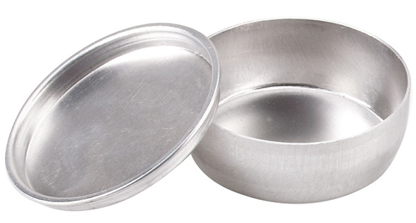 AD-DSHAACC , Aluminum Dishes with Cover