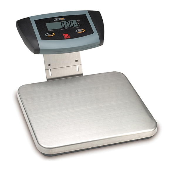 DB-4770 110 Pounds (lb) / 50 Kilograms (kg) Ohaus ES Bench Scale