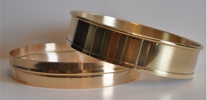 Two Part Test Sieves