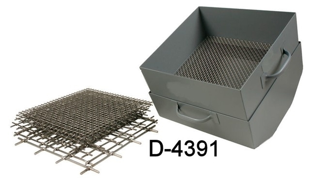 Rocker Type Field Testing Sieve