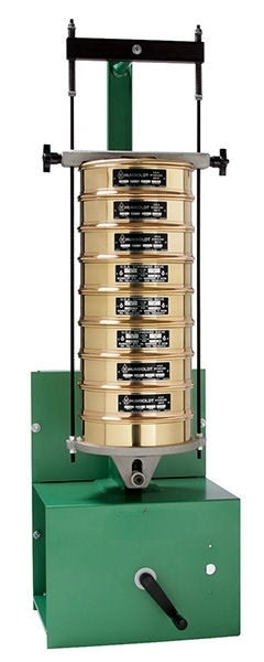 D-4310 Hand Operated Sieve Shaker