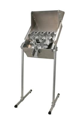 Sample Reducer and Material Pan
