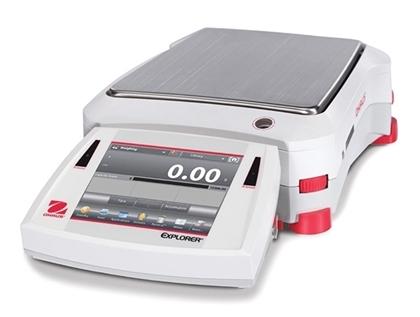 4200 Grams (g) Capacity Ohaus Explorer Precision Balance