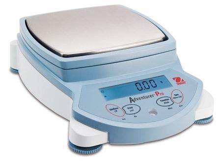 8100 Grams (g) Capacity Ohaus Adventurer Pro Precision Balance