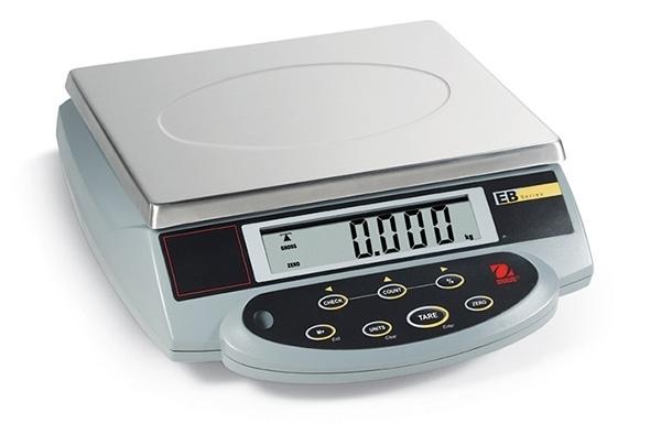 60 Pounds (lb) / 30 Kilogram (kg) Ohaus Multi-Function Scales