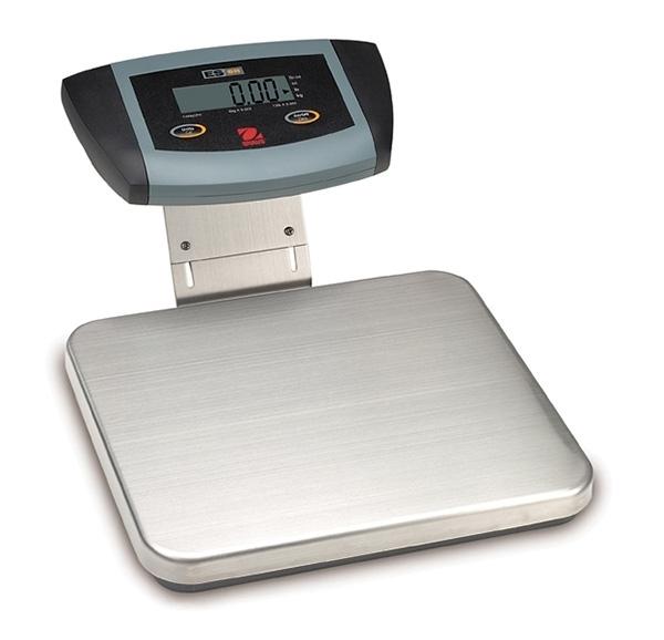110 Pounds (lb) / 50 Kilograms (kg) Ohaus ES Bench Scales