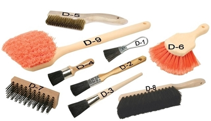 Sieve Cleaning Brushes